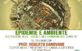 EPIDEMIE E AMBIENTE - LUNEDI' 11 MAGGIO 2020